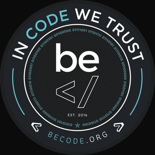 Be-Code - partner Studio digitaal